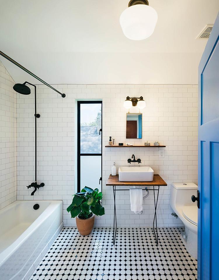 bathroom decor flooring