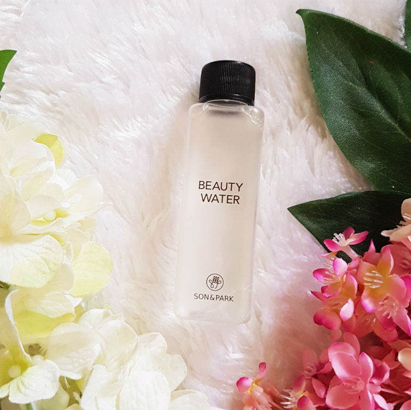 son & park beauty water review by stylevanity