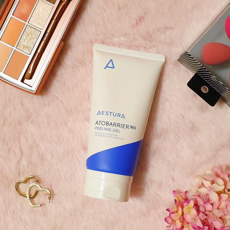 aestura atobarrier 365 peeling gel review | style vanity
