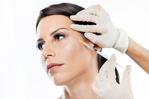 botox procedure fillers