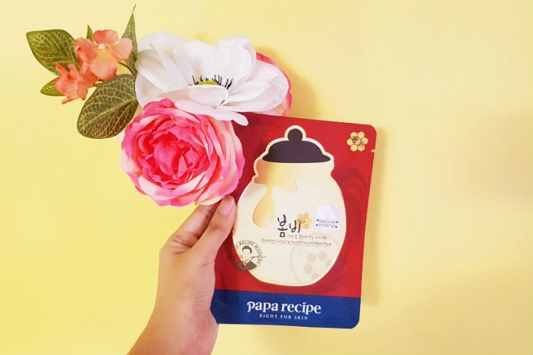papa recipe bombee ginseng red honey oil mask pack review | style vanity