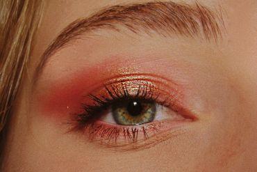 eye makeup brows