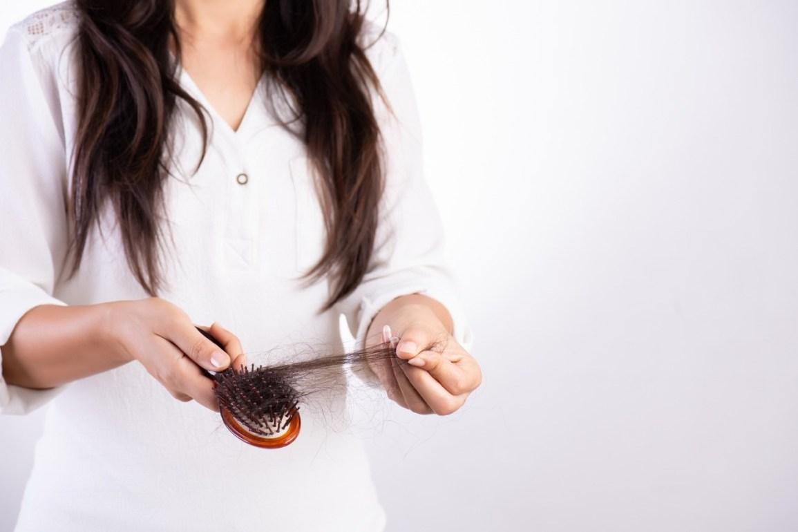 treatments to maintain healthy hair brush