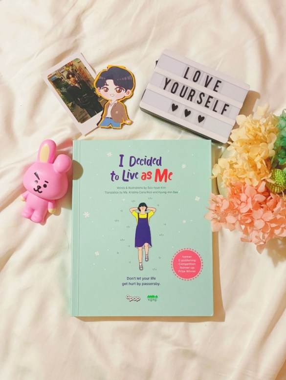 where to buy i decided to live as me jungkook book bts
