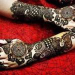 How To Have Best Mehndi Designs For Brides 2015