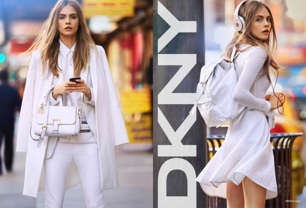 Latest Handbags Dresses Assortment For Girls By DKNY 2015