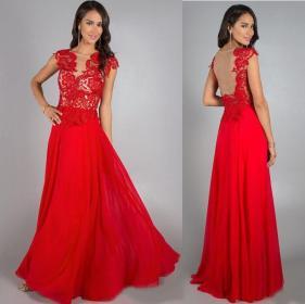Best Chiffon Wear Gowns For Women This Summer 14