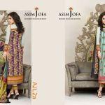 Best Pret Wear Kurti Tights By Asim Jofa 2015