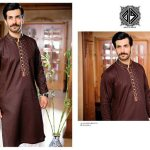 Eid Wear Men Kurta Designs By Rivaj Fabrics 2015