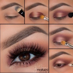 Amazing Fall Eye Makeup Ideas To Try This Winter 11
