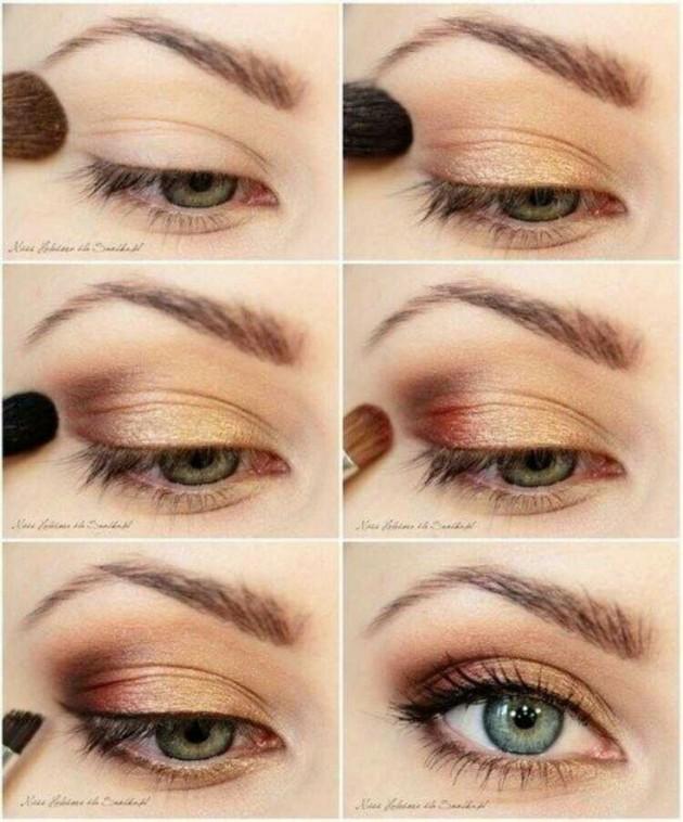 teen girls makeup