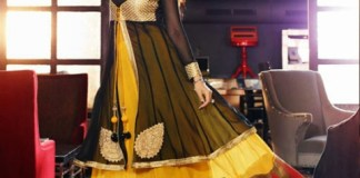 Bollywood Style Long Frocks Dresses 2015