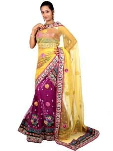 Bridal Party Lehenga Choli Dresses 2015 5