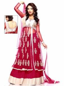 Bridal Party Lehenga Choli Dresses 2015 7