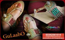 Casual Chappal Designs For Women By Triangle 2015 3