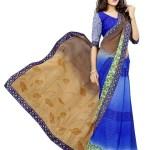 Casual Wear Indian Saree Designs 2015