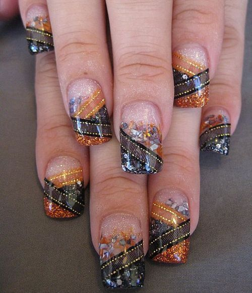 nail art for weddings