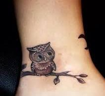 Different Types Of Ankle Tatto Designs To Try