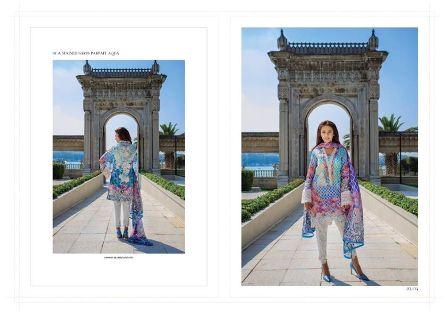 silk printed eid wear