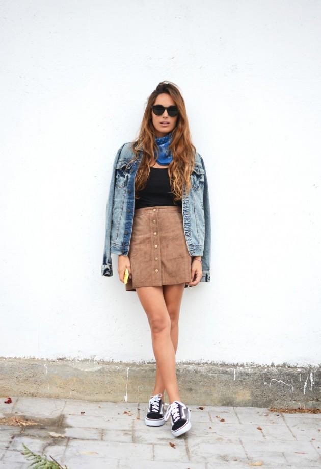 vintage style skirts