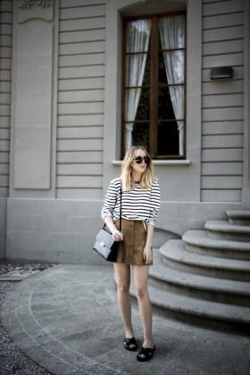 short skirts in winter