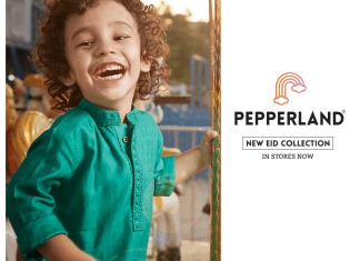 Eid Ul Azha Kids Wear By Pepperland 2015-16