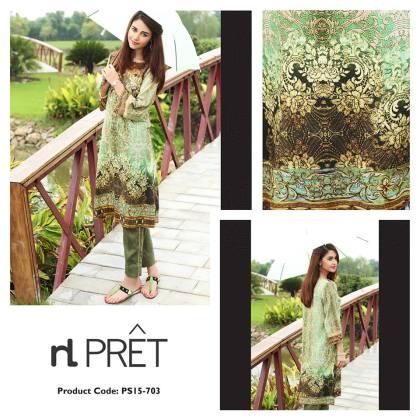 Eid Ul Azha Pret Collection By Nishat Linen 2015-16