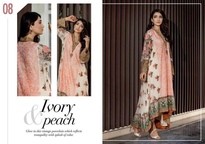 chiffon eid dresses