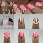 Ruffian Style Nail Art Tutorial To Try This Season