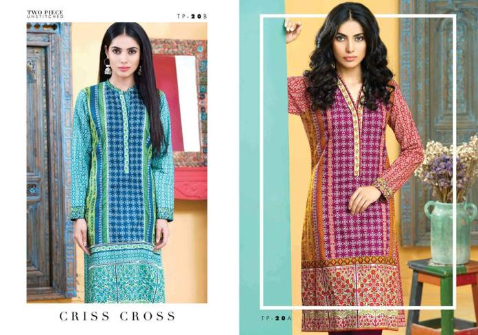 embroidered kurtis on eid ul azha