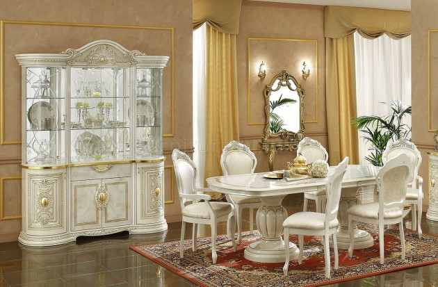Vintage style dining room decor ideas for Vintage dining room decorating ideas pinterest