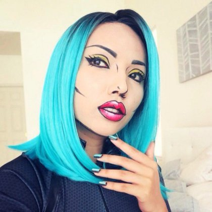 top halloween makeup ideas