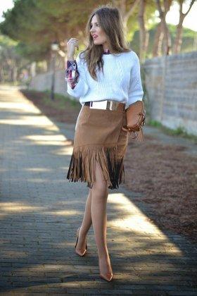 winter skirts