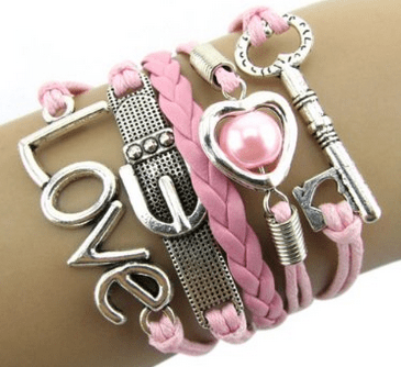 chic bracelet types