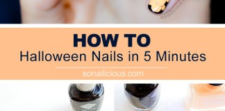 Halloween Pix Nail Tutorials You Must See