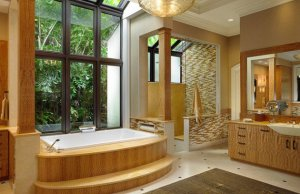 Luxury Mediterranean Bathroom Styles For Your Comfort