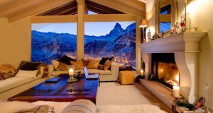 Luxury Rooms With Beautiful Outside View