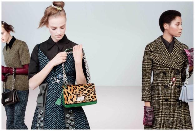 Prada Fall Winter Trends 2015-16 For Women