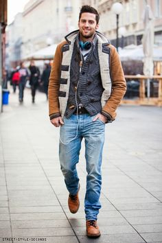 winter men outfits