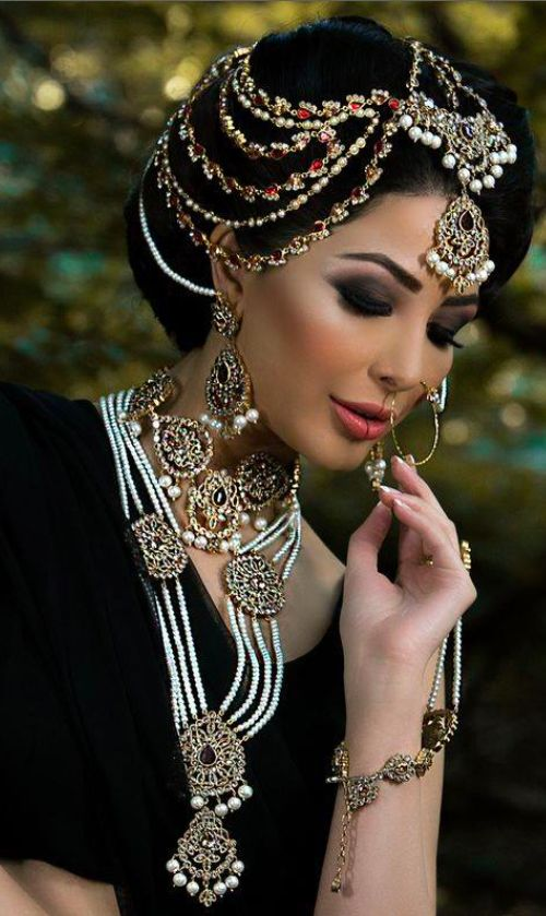 Bridal Head Jewellery Designs For The Indian Brides