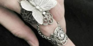 Full Finger Ring Trendy Jewellery Designs For Women