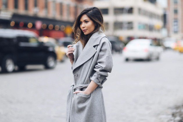 grey coat designs