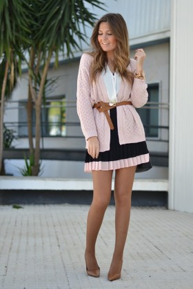 pastel color outfits