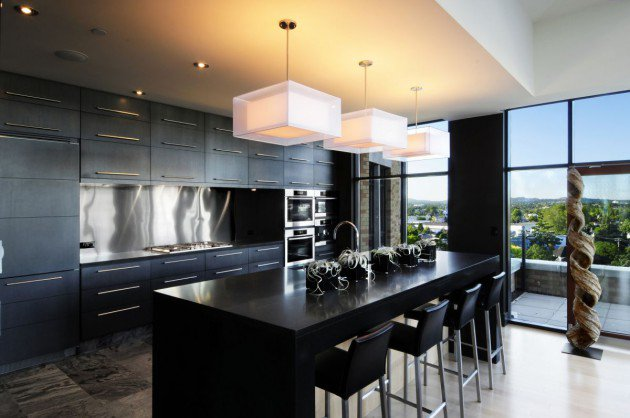 Penthouse Kitchen Ideas For Luxury Living