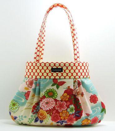 Printed Handbags Fabricated Designs For Trendy Women