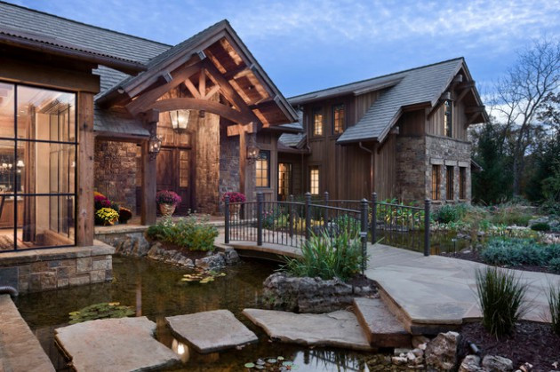 Rustic Backyard Ideas For Your Luxury Homes on Rustic Backyard Ideas id=36187