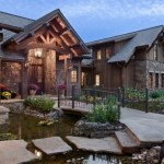 Rustic Backyard Ideas For Your Luxury Homes