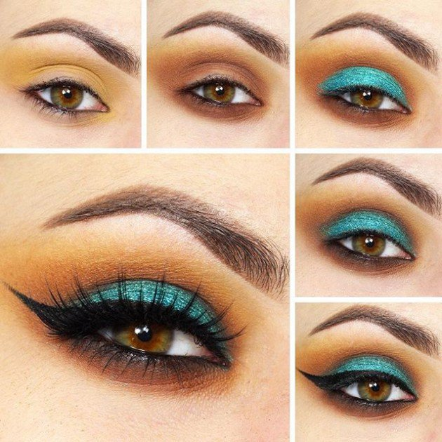 eye makeup trends