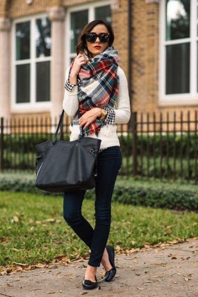 winter tartan trends
