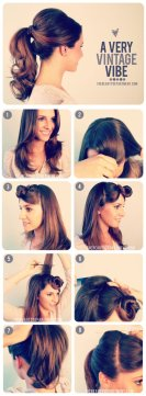 Thanksgiving Dinner Hair Tutorials Step By Step For Every Women 3